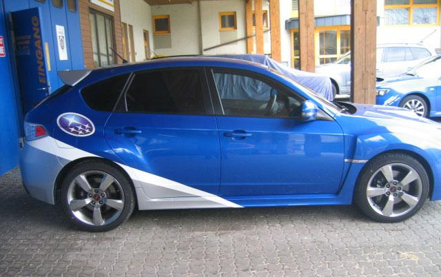 Folierung - Didi's Auto, Radstadt