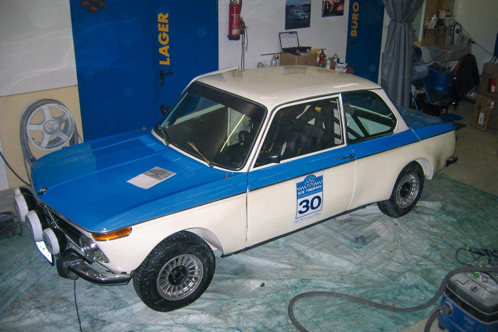 Restauration BMW 2002 - Didi's Auto