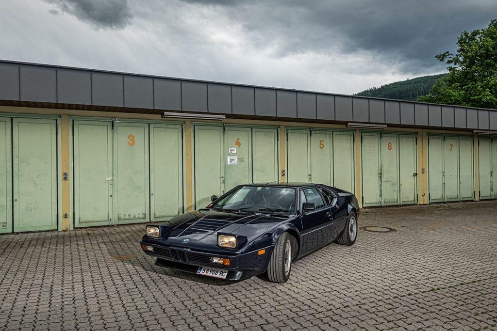 Oldtimer-Restauration in Österreich, Didi's Auto