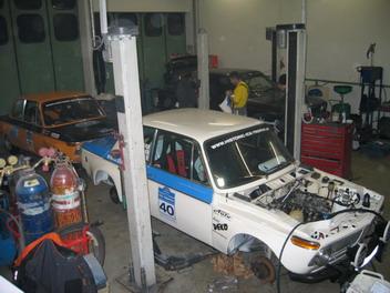 Restauration BMW 2002 - Didi's Auto