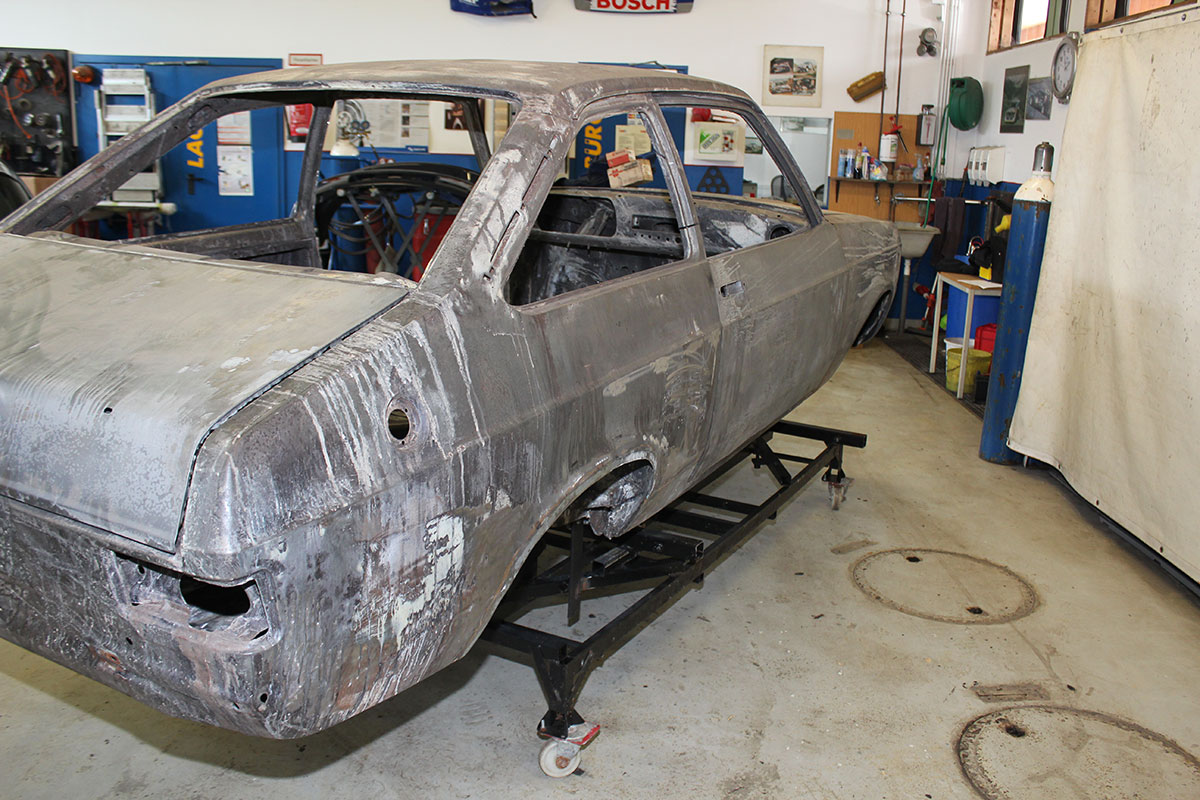 Restauration Ford Escort - Didi's Auto
