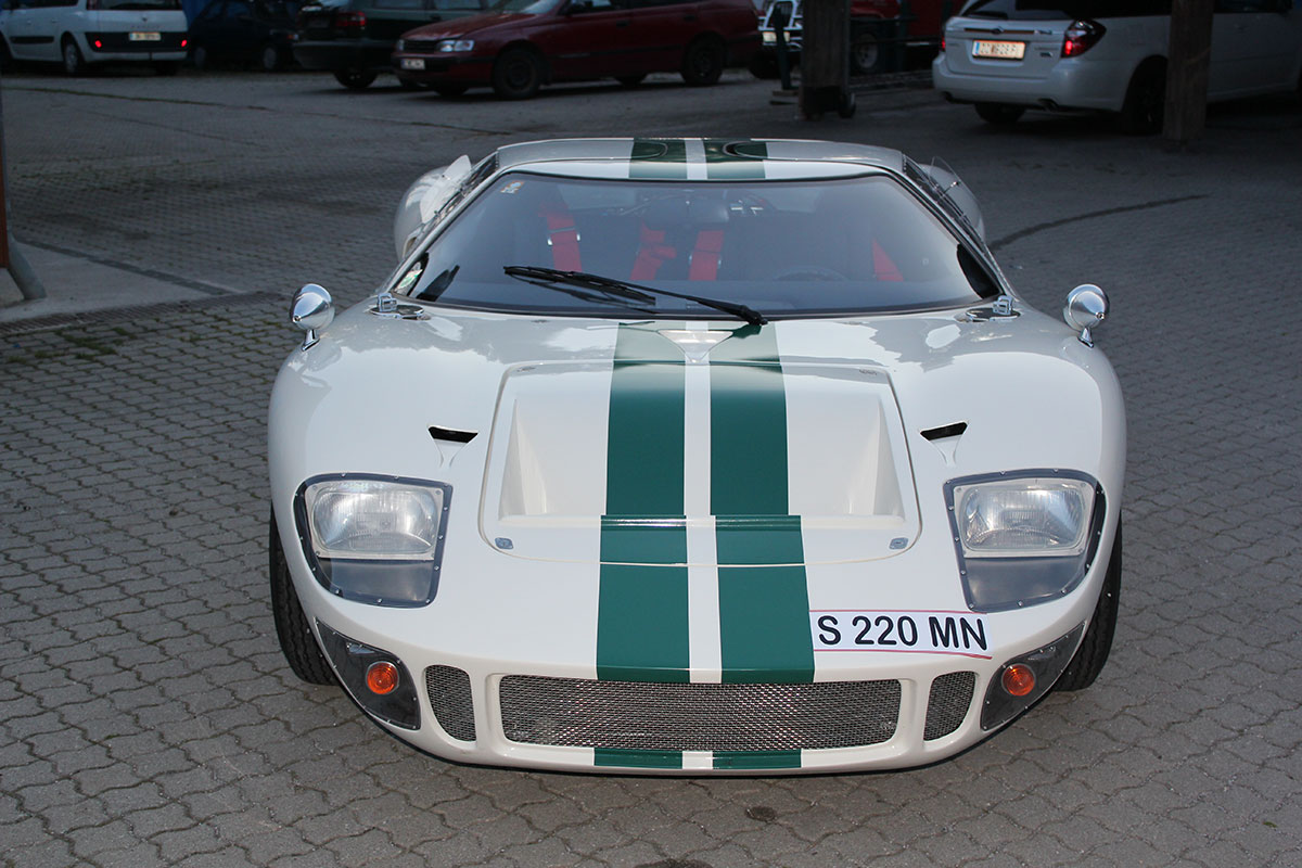 Restauration Ford GT 40 - Didi's Auto